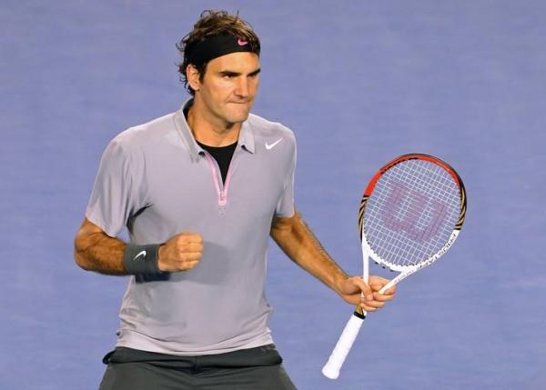 Roger Federer Open de Australia 2013
