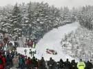 Rally de Monte-Carlo: Loeb más líder a falta de una jornada, Sordo baja al 4º puesto