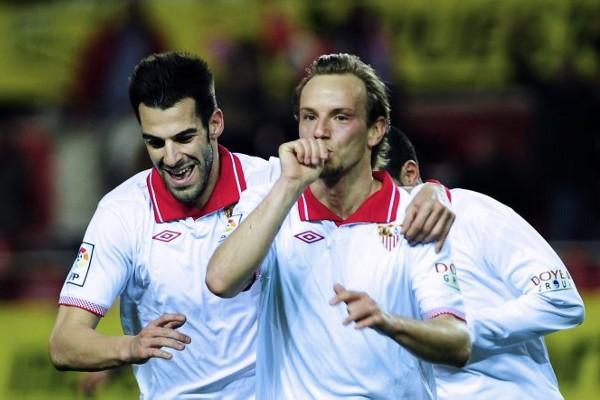El Sevilla alcanza las semifinales de la Copa del Rey