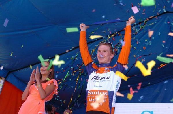 El joven Slagter ha ganado el Tour Down Under 2013