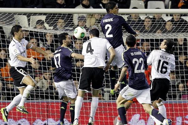 El Real Madrid elimina al Valencia en la Copa del Rey