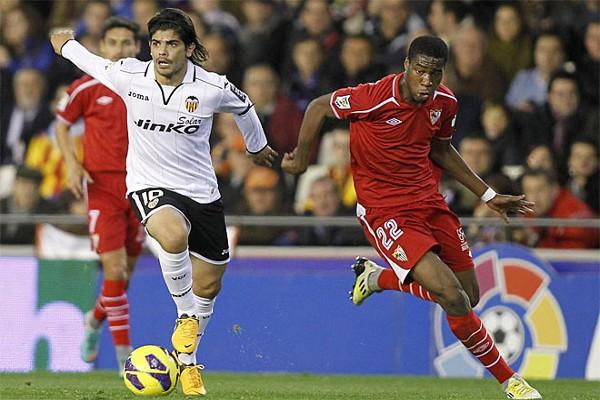 La derrota del Sevilla en Valencia le costó el puesto a Michel