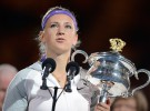 Open de Australia 2013: Victoria Azarenka supera a Na Li y vuelve a conquistar el título