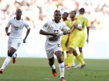 Copa África 2013: resumen de la jornada 2 de la fase de grupos