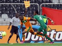 Copa África 2013: resumen de la jornada 3 de la fase de grupos