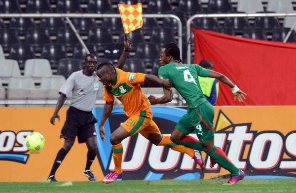 Zambia se despide de la Copa África a las primeras de cambio