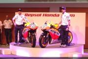 MotoGP: Honda renueva sus colores para 2013