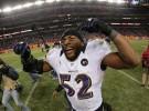 NFL: Ravens, Niners, Falcons y Patriots avanzan en la Ronda Divisional