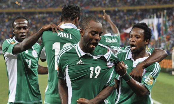 Nigeria ha ganado la Copa África de 2013