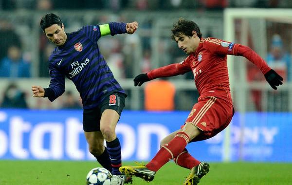 Con más sufrimiento de lo esperado, el Bayern ha eliminado al Arsenal