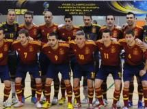 La selección española de Fútbol Sala estará en el Europeo de 2014