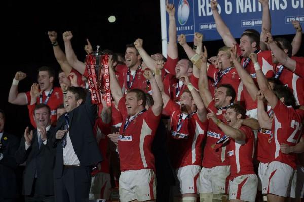 Gales repite riunfo ganando el torneo Seis Naciones 2013