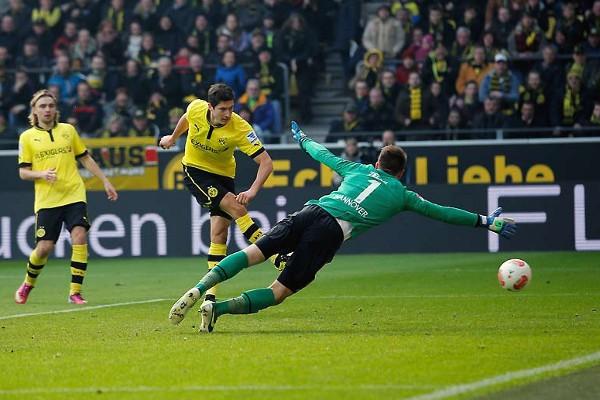 El polaco Lewandowski fue el jugador más destacado de la última jornada en la Bundesliga
