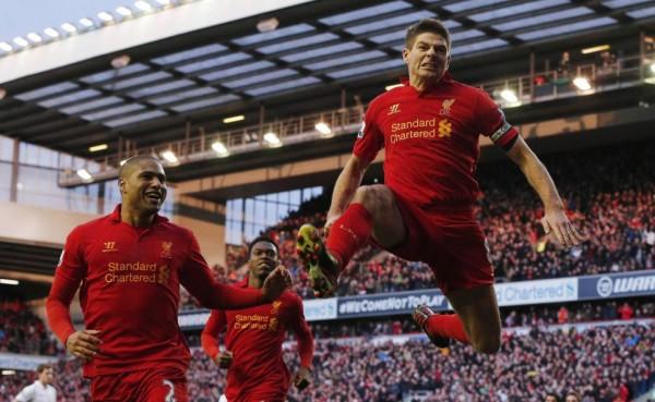 Liverpool-Gerrard