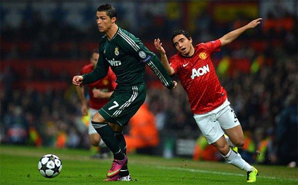 El Real Madrid elimina al Manchester United