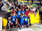 Moritz Vendrell, campeón de la Copa del Rey de hockey 2013