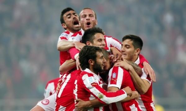 Olympiacos ha ganado su liga número 40
