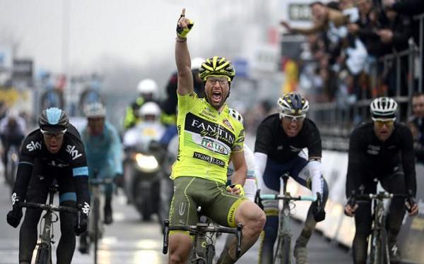 Dwars Door Vlaanderen 2013: victoria para Oscar Gatto