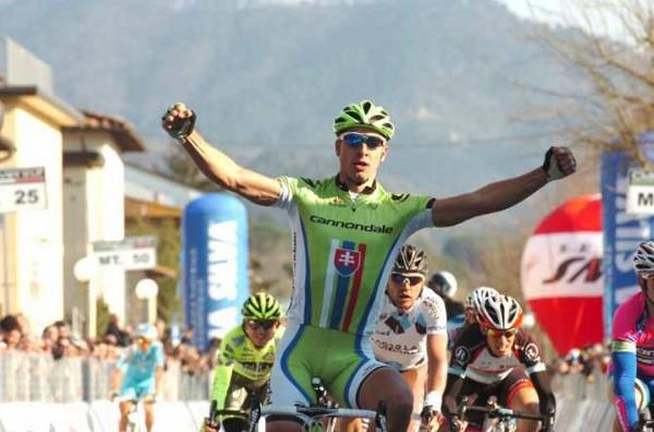 Peter Sagan consigue su tercer triunfo en el año