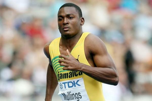 El jamaicano Mullings ya no correrá más por sanción