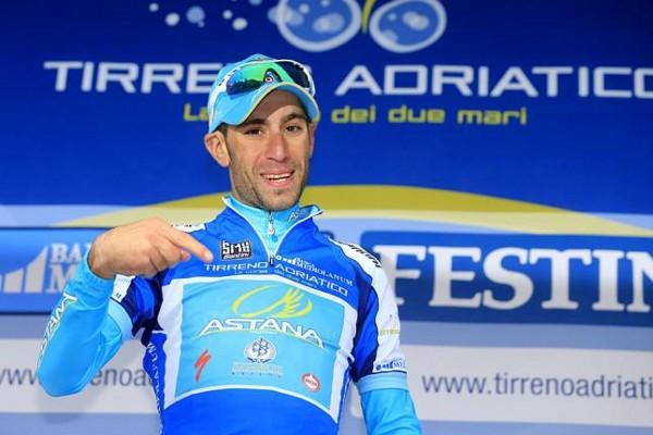 Nibali ha vuelto a ganar la general de la Tirreno Adriático