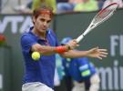 Masters 1000 de Indian Wells 2013: Rafa Nadal y Roger Federer a tercera ronda