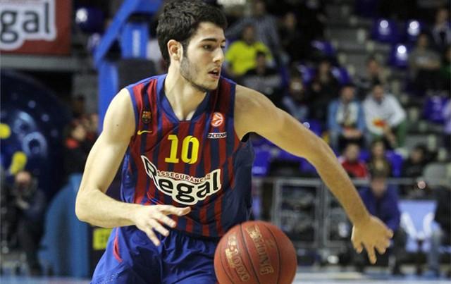 Alex Abrines tiene previsto presentarse al draft de 2013