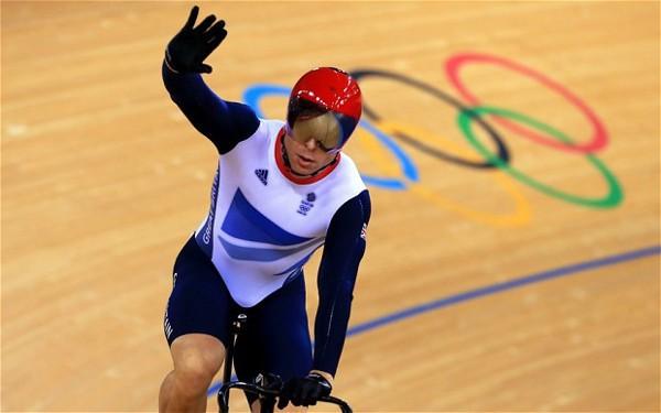 Chris Hoy, toda una leyenda del ciclismo en pista