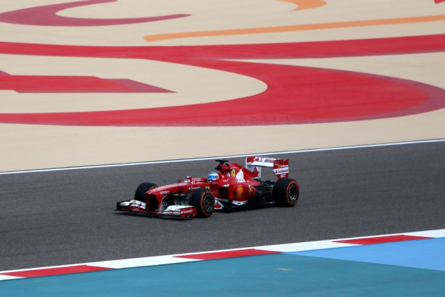 Fernando-Alonso-Bahrein