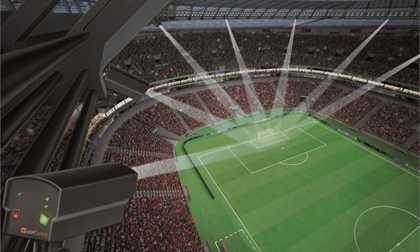 La FIFA utilizará un sistema parecido al Ojo de Halcón en la Confederaciones