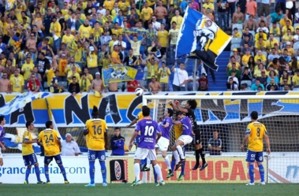 El Guadalajara cortó la racha positiva de Las Palmas