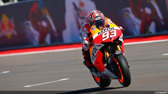 Marquez motogp america
