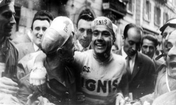 Miguel Poblet, el primer gran ciclista español