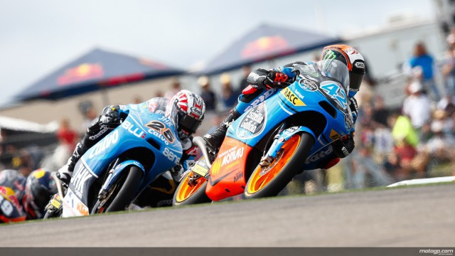 Rins Mack Salom Moto3 Austin