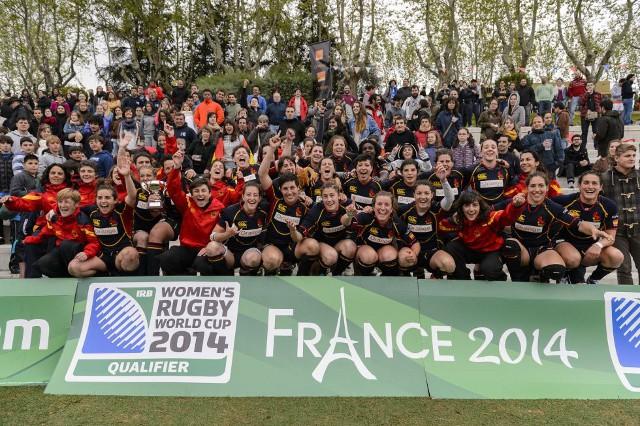 Las Leonas jugarán el mundial de rugby de 2014