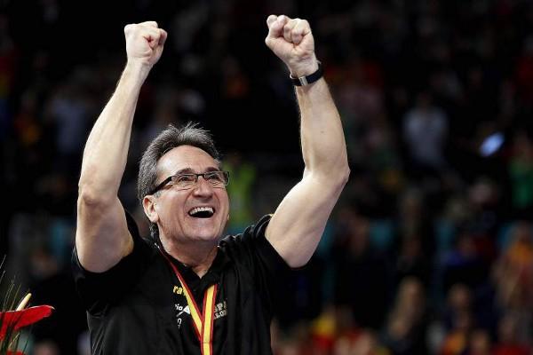 Valero Rivera deja la selección española de balonmano