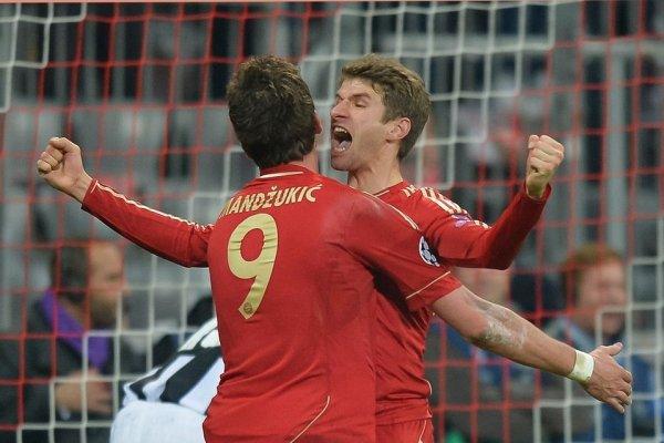 El Bayern está cerca de las semis de Liga de Campeones