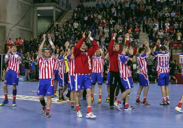 El Atlético de Madrid busca repetir título en la Copa del Rey de balonmano