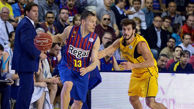 Liga Endesa ACB Playoff 2013: el Barcelona gana su primer duelo ante Gran Canaria