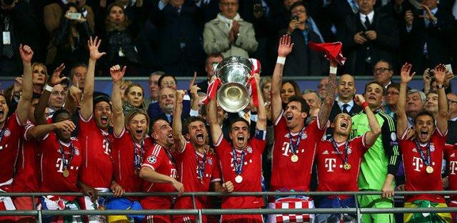 El Bayern Munich ha ganado la Liga de Campeones
