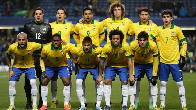 Copa Confederaciones 2013: la convocatoria de la selección de Brasil