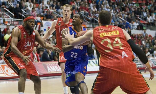 CAI-Valencia-Basket