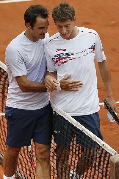 Roland Garros 2013: Federer, Ferrer y Bautista-Agut ganan en el debut