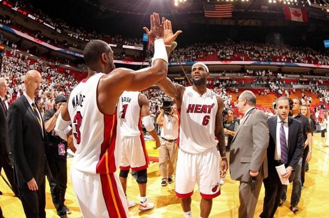 Los Heat jugarán la final de la Conferencia Este