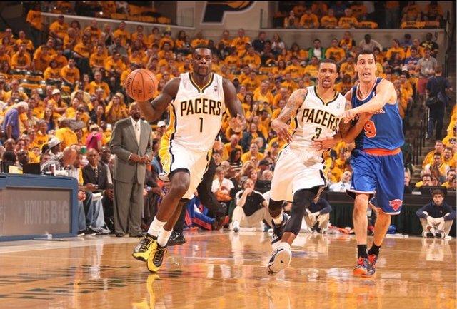 Los Pacers lucharán con los Heat por un puesto en la final de la NBA