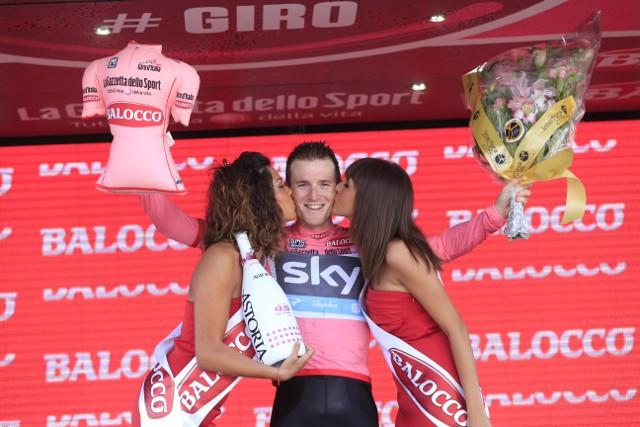 Puccio es el nuevo líder del Giro 2013