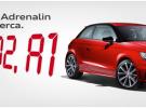 Conoce el nuevo Audi A1 Adrenalin, pruébalo y gana un salto en paracaídas
