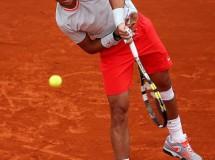 Roland Garros 2013: Rafa Nadal a tercera ronda, Federer, Ferrer, Robredo y Almagro a octavos