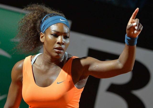 Masters 1000 de Roma 2013: Serena Williams a octavos de final