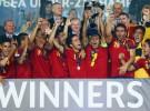 Europeo sub 21 2013: España golea a Italia y repite como campeón